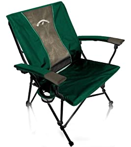 Strongback Elite Folding Camp Chair with Lower Back Support by STRONGBACK