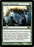 Magic: the Gathering - Savage Summoning - Magic 2014