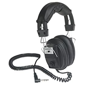 Garrett Master Sound Stereo Headphones