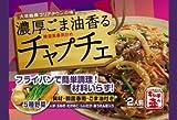徳山物産 濃厚ごま油香る チャプチェ 2人前 韓国料理の素