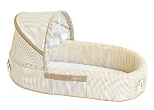 LulyBoo Baby Lounge to Go, Natural Beige