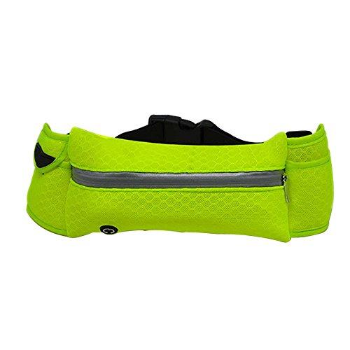 Money Belt Fitness Running Fuel Belt Hydration Belt Runner S Kaiko Waist Pack Funny Pack for Men and Women for