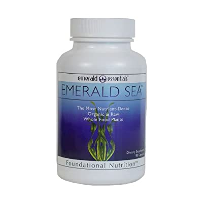 Emerald Sea Raw Organic Seaweed