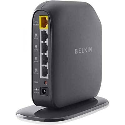 Belkin Surf N300 Wireless Router (F7D6301)
