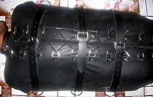 Leather Sleep Sack ,Perfectly Design Sleepsack for Bondage Play ,In Xlarge Size