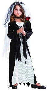 Coffin Bride Child Costume Medium (8-10)