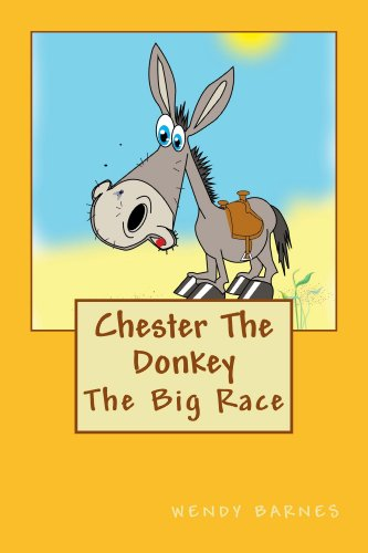 chester-the-donkey-english-edition