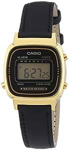 Casio Montre Femme LA670WEGL-1EF