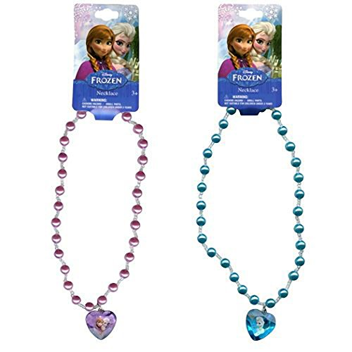 "Disney's ""Frozen"" 16"" Pearl Necklace"