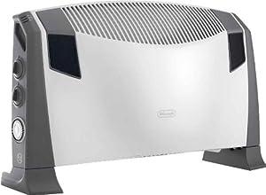 DeLonghi HCS 2550 FTS Konvektor mit Gebläsefunktion für Räume bis 60 Kubikmeter und zweifacher Ventilation  BaumarktKundenbewertung und weitere Informationen