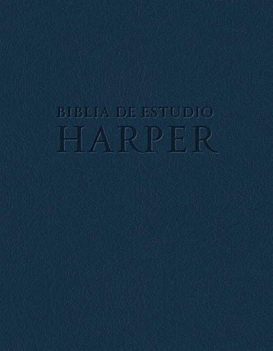 Biblia de Estudio Harper-Rvr 1960