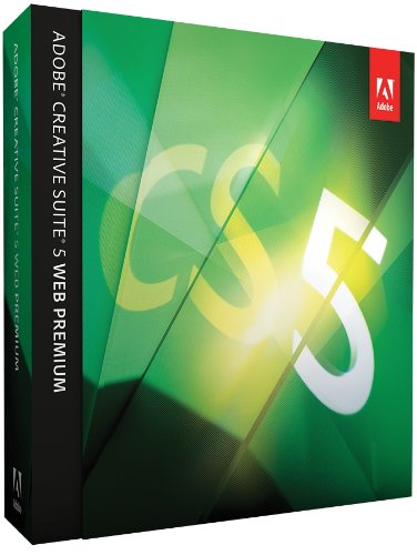 Adobe Creative Suite 5 Web Premium Upsell[OLD VERSION]