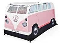 VW Camper Van Child's Pop up Play Tent-pink by Monster