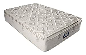 Dorel Home Products 13-Inch Pillowtop Pocket Coil Mattress
