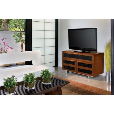 Cheap Avion II 48″ TV Stand in Natural Stained Cherry (8928CH)