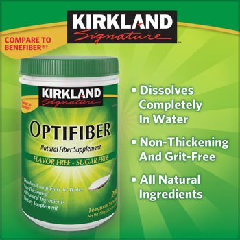 Kirkland Signature OPTIFIBER, 25.6 Ounces Image
