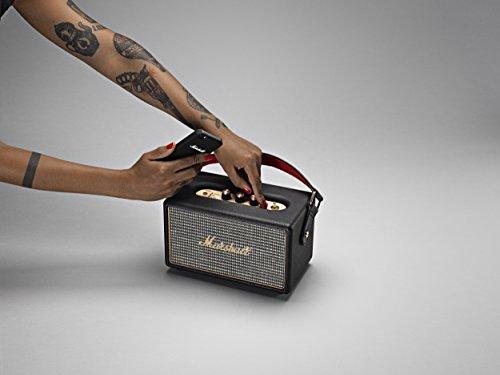 Marshall Kilburn Portable Bluetooth Speaker (Black)