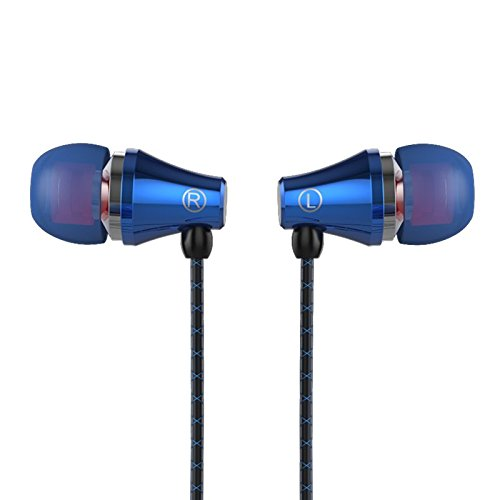 Mobile phone headset in-ear earplugs movement running heavy bass line control headphones with mic (Mobile Plug compare prices)