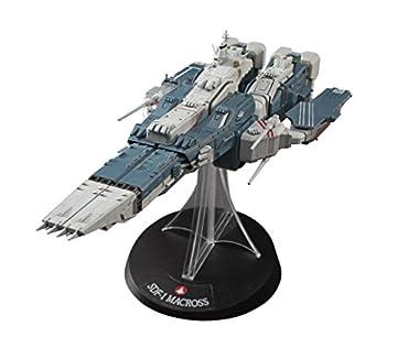 1/4000 SDF-1 マクロス要塞艦w/プロメテウス&ダイダロス