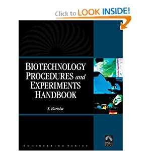 Biotechnology Procedures and Experiments Handbook with CD-ROM(Engineering)(Biology)