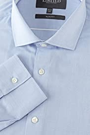 Limited Collection Slim Fit Cotton Rich Shirt