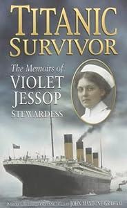 Titanic survivor violet jessop book
