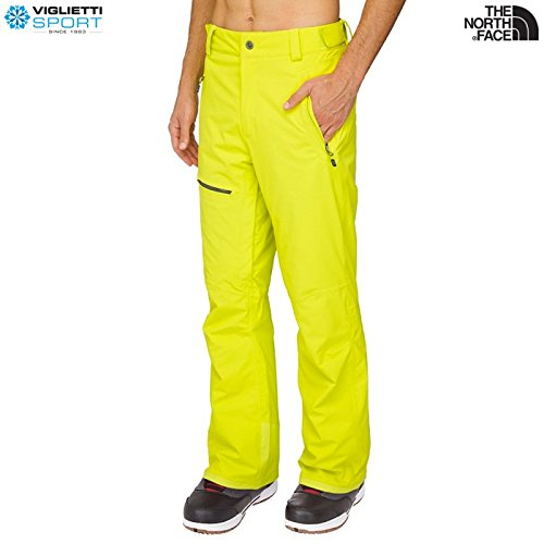 The-North-Face-Herren-Skihose-grau-M