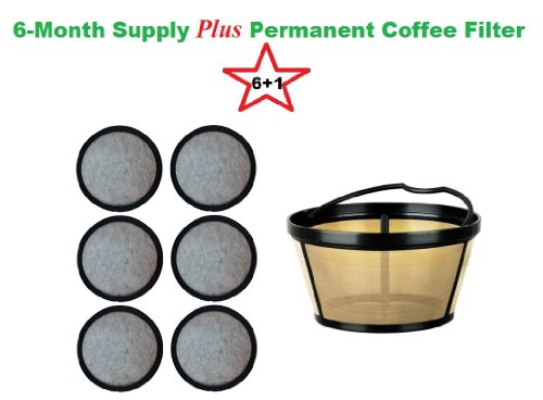 Permanent Coffee Filter For Mr Coffee front-21764