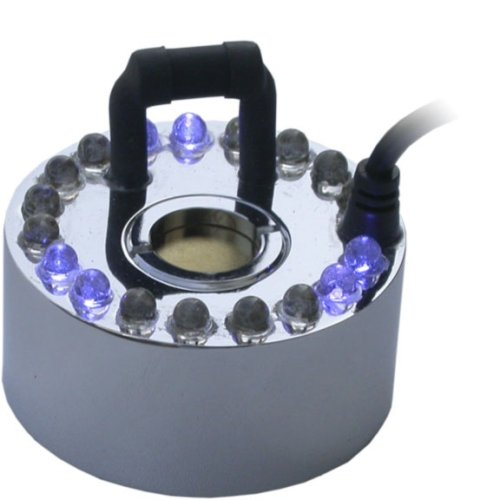 Alpine The Fogger w/ LED Lights – Fountain Fogger
