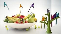 Birdie Fruit Fork Set