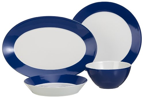 Arzberg Tric Ocean 13-Piece Dinner Set