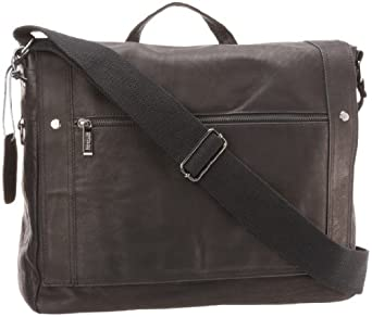 Kenneth Cole REACTION 527805 Busi-Mess Essentials Bag,Black,One Size