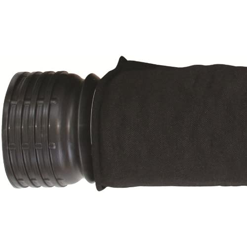 Filter Sock, 4-Inch by 50-Feet : French Drain : Patio, Lawn & Garden