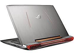 ASUS ROG G752VS (VR Ready) Premium 17.3'' Gaming Laptop ( Intel i7 Quad Core, 16GB RAM, 1TB HDD + 256GB PCIe SSD, 17.3 Inch FHD (1920X1080) NVIDIA G-Sync, NVIDIA GeForce GTX 1070 8GB, Win 10)