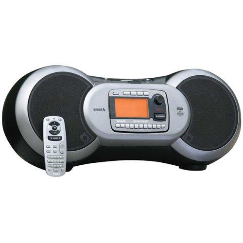 Sirius Satellite Radio Sirius SPB1 Sportster Boombox