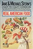 Jane and Michael Stern's Coast-to-Coast Cookbook: Real American Food (0394539532) by Jane Stern