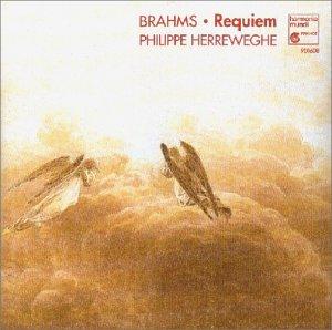 Brahms Requiem Herreweghe