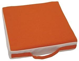 Papa Berts Sippin Seat - Orangewhite by Papa Berts
