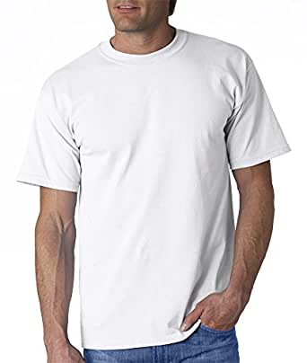 Hanes Men's T-Shirts You can count on Hanes T-Shirts to deliver on comfort, fit and style. Our classic and performance tee shirts are available in a variety of colors and styles and include features like odor resistance, moisture-wicking, and tag-free collars.