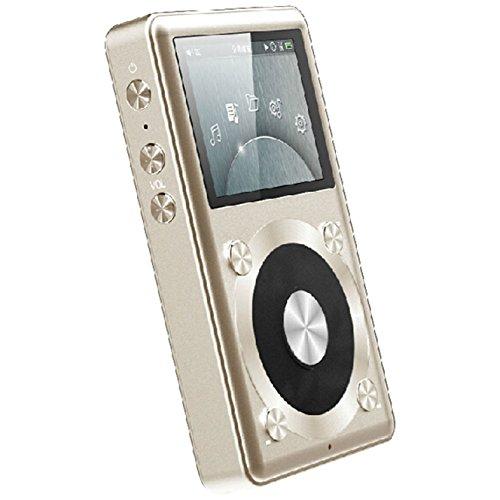 FiiO X1 Lettore musicale portatile ad alta risoluzione 24/192 finitura Gold