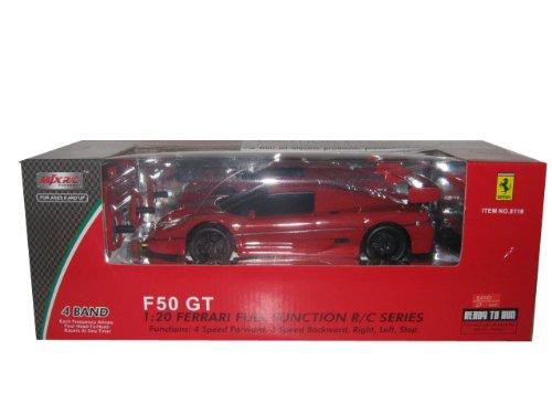 Remote Control Ferrari F50 GT Red 1/20 RC Car  Best Offer