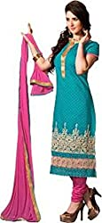 Vastrakosh Women's Silk Cotton Unstitched Dress Material (Vastra_45_Multicoloured_44)