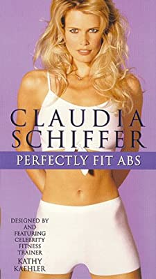 Claudia Schiffer: Perfectly Fit Abs [VHS]