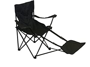 az patio heaters cet 116f folding camp chair with footrest black discontinued by. Black Bedroom Furniture Sets. Home Design Ideas