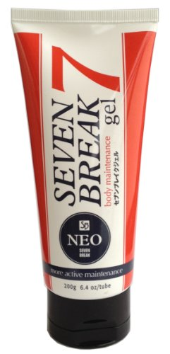 Seven Breakgel Neo (Japanese Sliming Gel) 200g