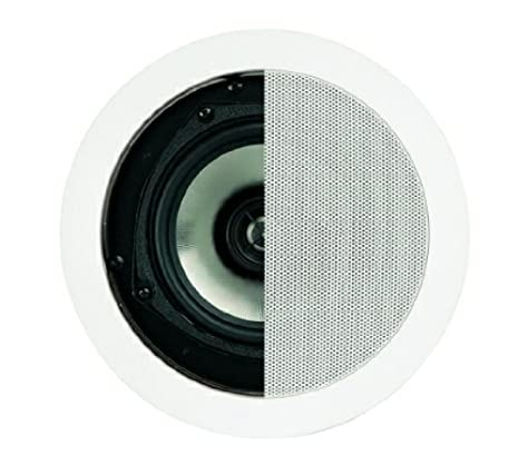 "Artsound Gold Series Encastrables MDC800 Haut-parleurs multimédia Design ""rond"" 120W Blanc"