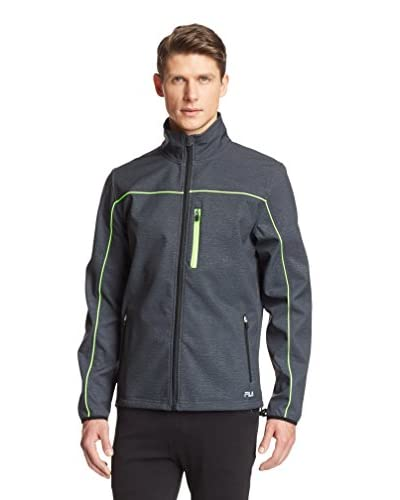 Fila Men's Training Limited Edition Bonded Jacket