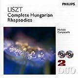 リスト:ハンガリー狂詩曲全集