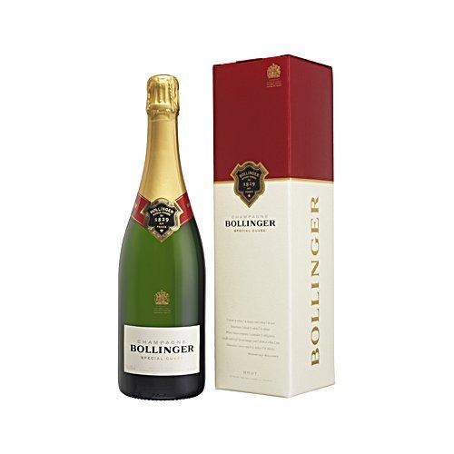 BOLLINGER Special Cuvee Champagne 75cl Bottle