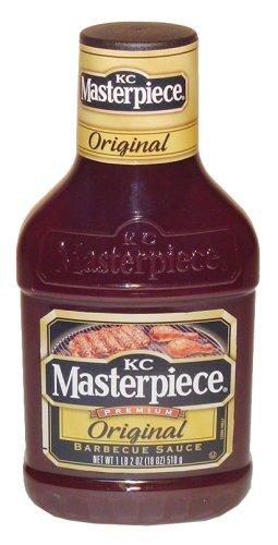 Kc Masterpiece Original Barbecue Sauce 18 Oz